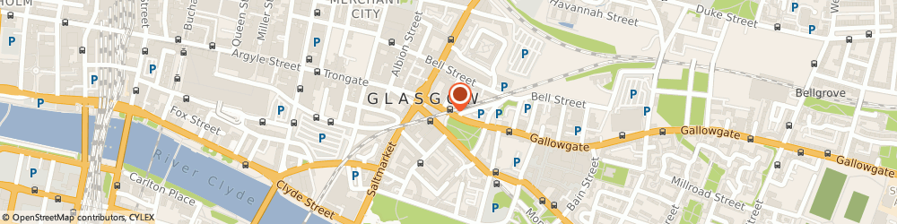 Route/map/directions to Eastside Piercing, G31 4EB Glasgow, FORGE SHOPPING CENTRE, UNIT 48 GALLOWGATE