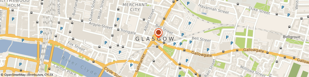 Route/map/directions to Bat Associates Limited, G5 8DZ Glasgow, 2Nd Floor