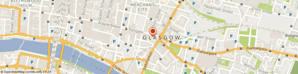 Route/map/directions to Nirvana Piercing, G1 5HA Glasgow, 9 Chisholm St