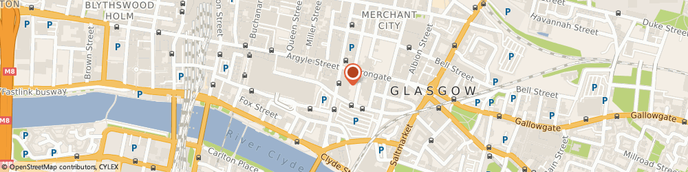 Route/map/directions to Connect Property Management Ltd, G1 4RZ Glasgow, 31-33 Stockwell St, Granite House