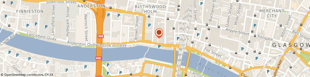 Route/map/directions to Essential Healthcare Ltd, G2 8JH Glasgow, 3 Atlantic Quay, 20, York St