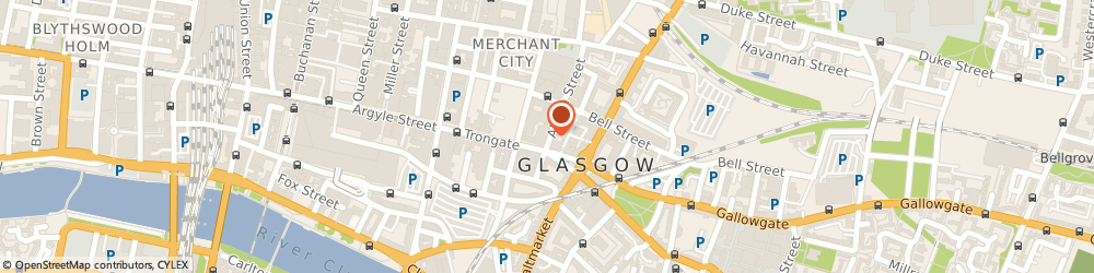 Route/map/directions to Fraser Suites Glasgow, G1 1LH Glasgow, 1-19 Albion St