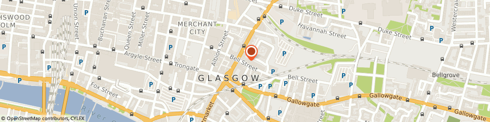 Route/map/directions to EFFICIENT VEHICLE LEASING LIMITED, G4 0TQ Glasgow, 111 Bell Street