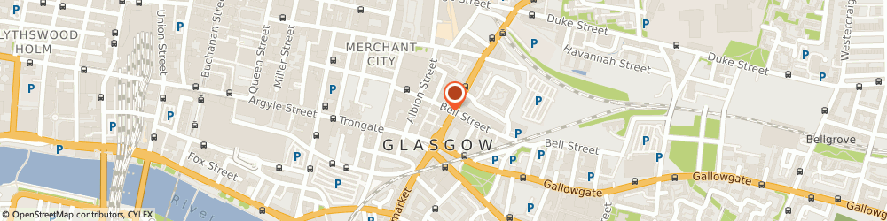 Route/map/directions to Glasgow Central Citizens Advice Bureau, G1 1LQ Glasgow, 1st floor, 88, Bell St
