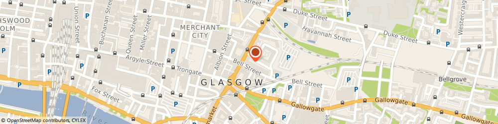 Route/map/directions to Phoenix Ukcs Limited, G4 0TQ Glasgow, 5/10 NO.109 BELL STREET
