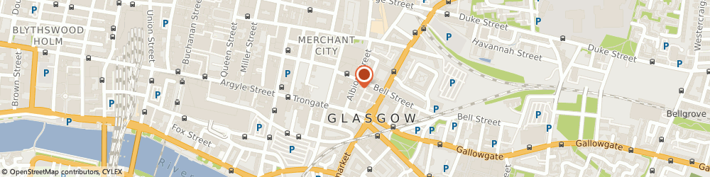 Route/map/directions to CPG @ 46, G1 1LH Glasgow, 48 Albion St