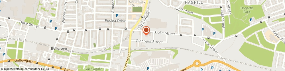 Route/map/directions to A Christie & Sons, G31 1NT Glasgow, 11-13 Glendale St