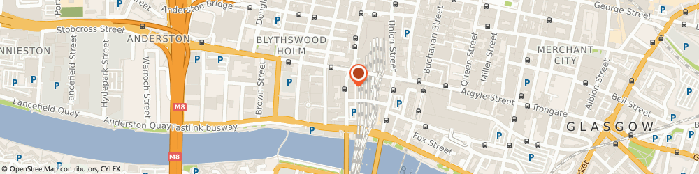 Route/map/directions to I CARE REPAIR LTD, G1 4PL Glasgow, 62 Oswald St