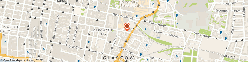 Route/map/directions to Kskin Professional Skin Care Consultants, G1 1HA Glasgow, 11 Ingram St