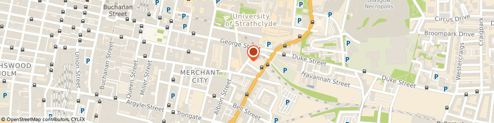 Route/map/directions to Pest Control Glasgow Emergency Pest Removal Glasgow Services, G1 1QW Glasgow, COLLEGE STREET