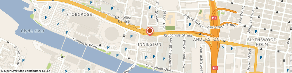 Route/map/directions to FRENCH DUNCAN HR SERVICES LTD, G3 8HB Glasgow, 10Th Floor, 133 Finnieston Street