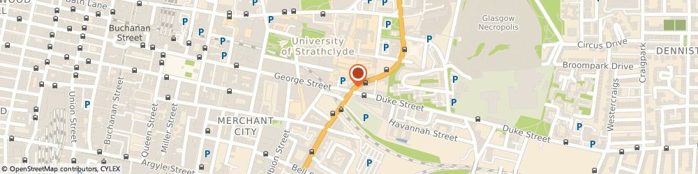 Route/map/directions to Crum Spares & Repairs, Glasgow Appliances, G1 1QE Glasgow, 6 George St