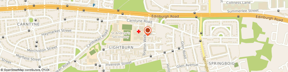 Route/map/directions to Reilly Gas Services, G32 6QG Glasgow, 46 Torphin Walk