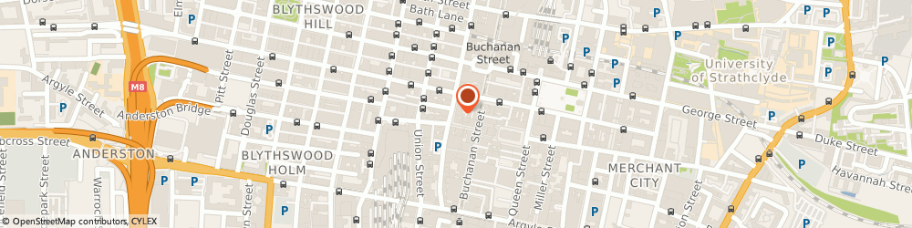 Route/map/directions to Accountants Financial Services (Scotland) Ltd., G1 2PP Glasgow, 10-14 West Nile Street