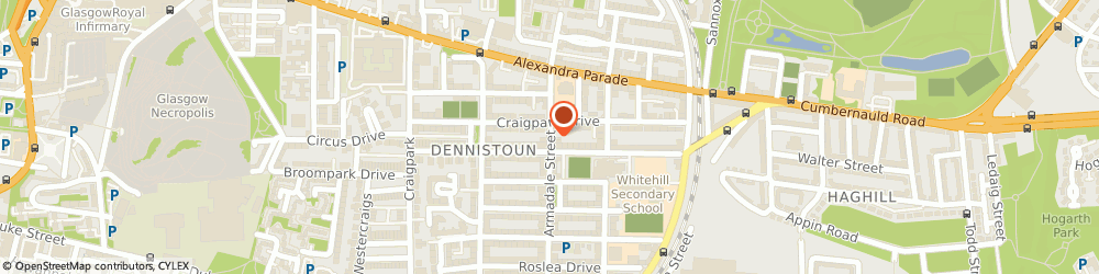 Route/map/directions to Locksmiths Armadale Emergency Lock Repairs Armadale Services, G31 2PY Glasgow, ARMADALE STREET