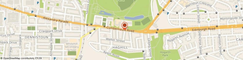 Route/map/directions to Raymond Mcneill Baking For You, G31 3NN Glasgow, 400 Cumbernauld Rd