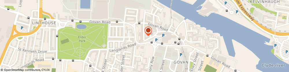 Route/map/directions to Dr R M Mair & Partners, G51 3BH Glasgow, 45-47 Shaw St