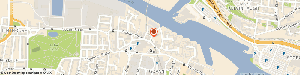 Route/map/directions to Elizabethan Cakes, G51 3UW Glasgow, 5 Water Row