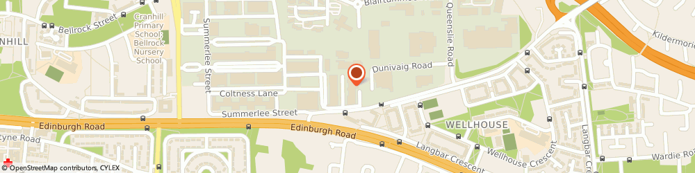 Route/map/directions to Accolade Office Supplies, G33 4AQ Glasgow, 103 Burntbroom Street, Queenslie Industrial Estate