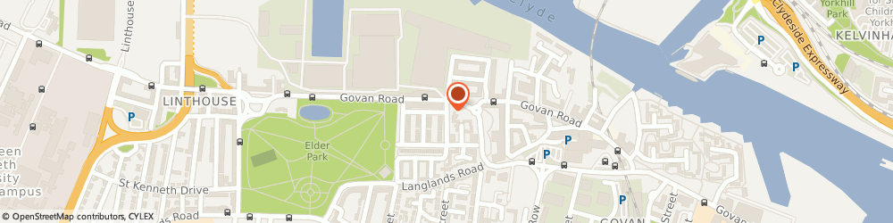 Route/map/directions to Govan Home & Education Link Project, G51 2BN Glasgow, 635 Govan Rd