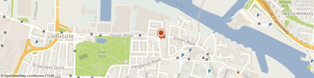 Route/map/directions to Fire Brigade, G51 2BH Glasgow, GOVAN ROAD