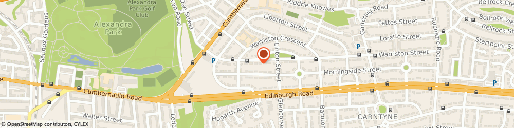 Route/map/directions to Fyrebrite Fireplaces, G33 2JY Glasgow, 128 Warriston Street