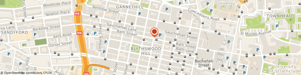 Route/map/directions to Caledonia Sterne & Wyld, G2 4SQ Glasgow, 147 Bath Street