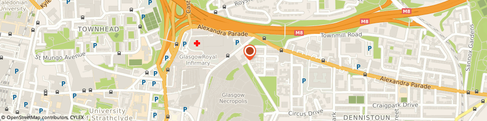 Route/map/directions to KB Detailing, G31 2HR Glasgow, 195 Firpark St