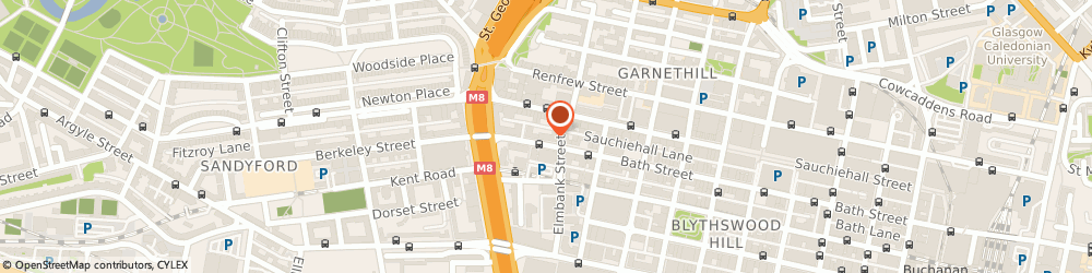 Route/map/directions to JTTM CONSULTANCY LIMITED, G2 4JR Glasgow, 272 Bath Street