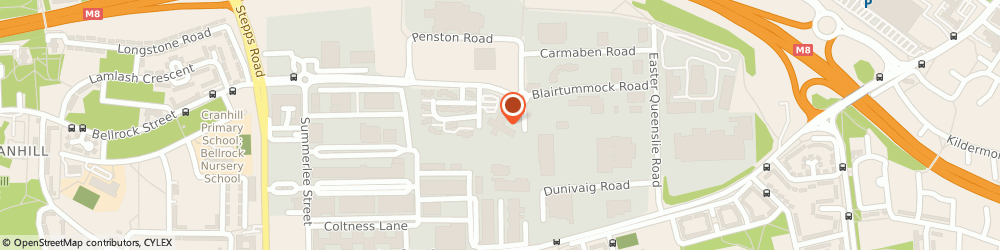 Route/map/directions to McDonach Consultancy and Support Services, G33 4EL Glasgow, 1 Lonmay Road, Wright Business Centre