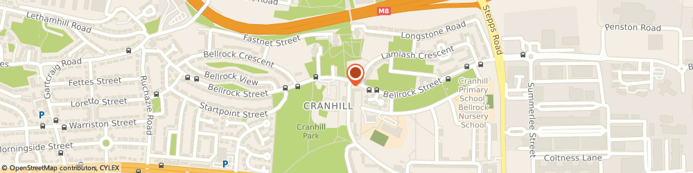 Route/map/directions to Cranhill Credit Union Ltd, G33 3PH Glasgow, 4 Crowlin Cres