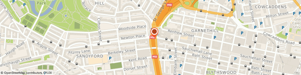 Route/map/directions to NatWest - GLASGOW ATM, G2 3ER Glasgow, Sauchiehall Street