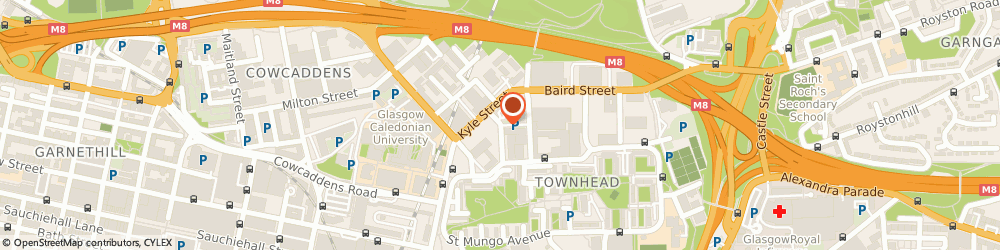 Route/map/directions to Tait Components Ltd, G4 0DL Glasgow, 20 COUPER STREET