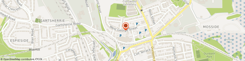 Route/map/directions to Angel Trademark Services International L.P., G2 1BP Glasgow, Clyde Offices 2nd Flr, 48 West George St