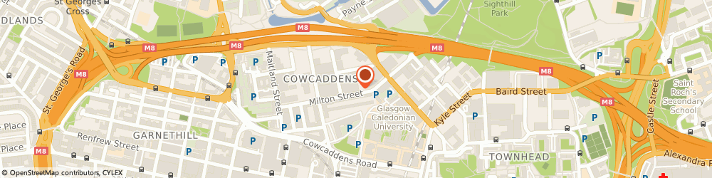 Route/map/directions to SMART of Glasgow, G4 0DH Glasgow, 135 Milton Street