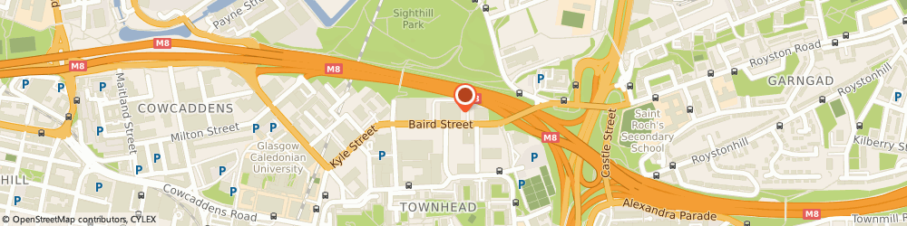 Route/map/directions to Staples Office Products Glasgow, G4 0PT Glasgow, 34 Baird Street