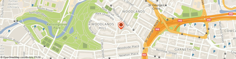Route/map/directions to NKA Chartered Certified Accountants, G3 6AB Glasgow, 4 Lynedoch Place