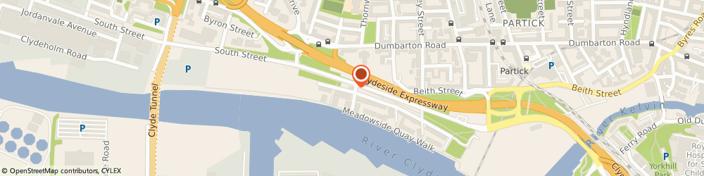 Route/map/directions to Rite Home - Estate and Letting Agents Glasgow, G11 6EG Glasgow, 350 Glasgow Harbour Terraces