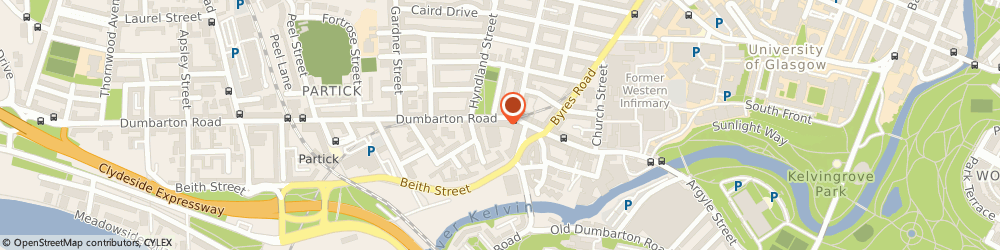 Route/map/directions to Vantage Financial Solutions Limited, G11 6AA Glasgow, IAIS LEVEL ONE, 211 DUMBARTON ROAD