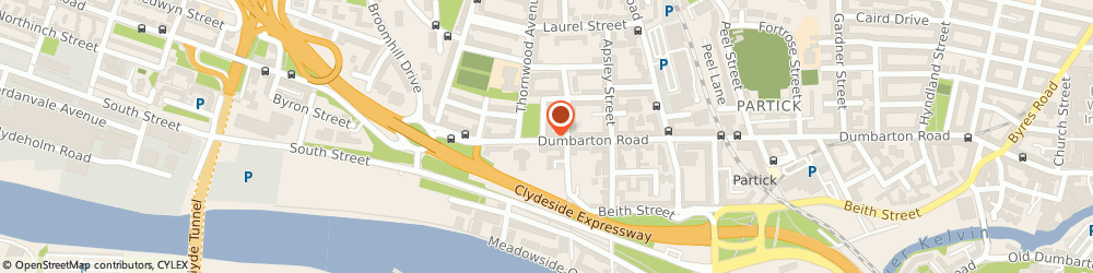 Route/map/directions to Flooring Glasgow, G11 6RJ Glasgow, 622 Dumbarton Road