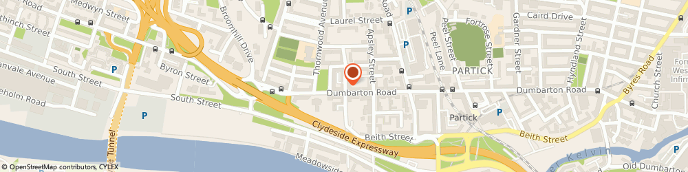 Route/map/directions to Btdt Designltd, G11 7UY Glasgow, 3 EXETER DRIVE