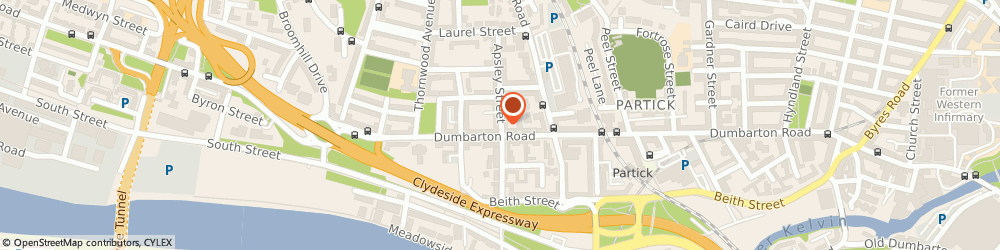 Route/map/directions to J D V, G11 7SU Glasgow, 2-4 Apsley Lane