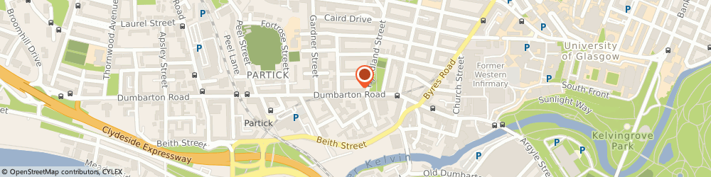 Route/map/directions to Clydesdale Bank Plc, G11 6TU Glasgow, 276 DUMBARTON ROAD
