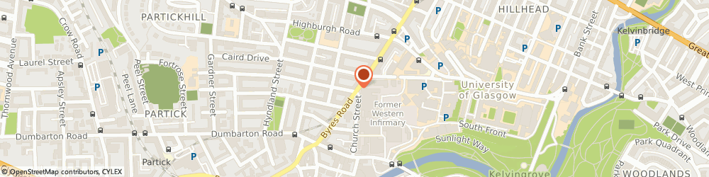Route/map/directions to The Independent Mortgage Store, G11 5HW Glasgow, 93 Byres Rd