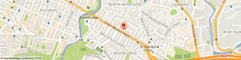 Route/map/directions to Tailoring & Alterations, G4 9EJ Glasgow, 290 GREAT WESTERN ROAD