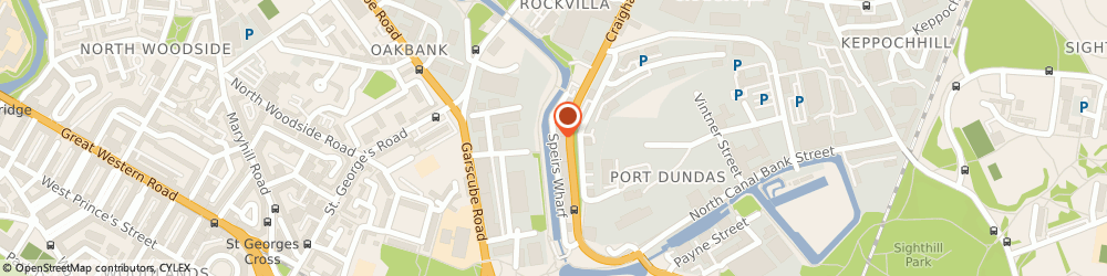Route/map/directions to Denovo Business Intelligence Limited, G4 9TH Glasgow, 40 Speirs Wharf