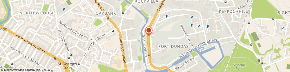 Route/map/directions to Aps Same Day, G4 9TH Glasgow, 40 SPEIRS WHARF