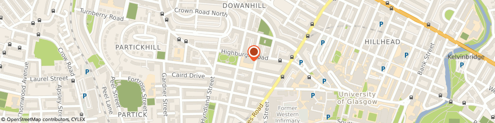 Route/map/directions to Destination Dance, G11 5QN Glasgow, 30 Havelock St