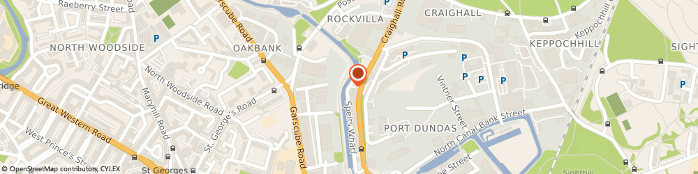 Route/map/directions to bigthink agency, G4 9TJ Glasgow, 52 Speirs Wharf