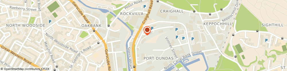 Route/map/directions to Securitas Security Services Ltd, G4 9XA Glasgow, EAGLE STREET